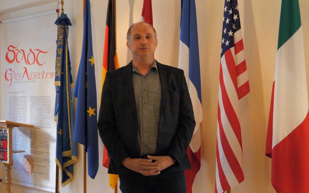 Ansprache von Stadtbürgermeister Michael König zur Pandemie